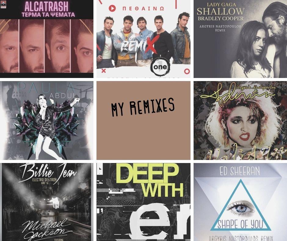 My Remixes